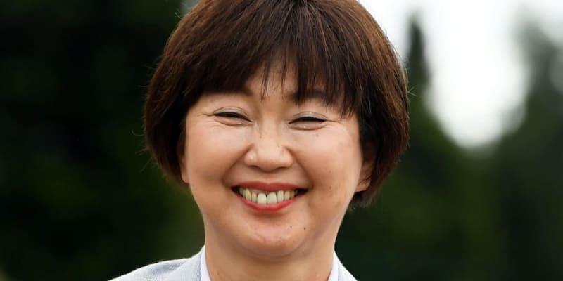 松山快挙に小林浩美会長「涙があふれ出ました」樋口久子顧問「感動いたしました」