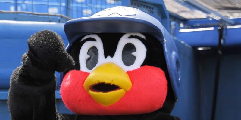 つば九郎も松山を祝福「からだも、めんたるのつよさも、うんのつよさも、ちゃんぴおん」