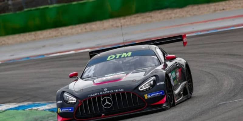 GT3時代到来のDTM初テストはメルセデスが席巻。2日間でゴッツ、アウアーらが最速