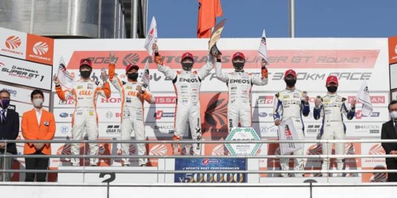 TOYOTA GAZOO Racing 2021スーパーGT第1戦岡山 レースレポート