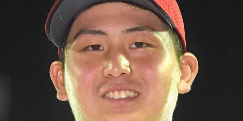 カープ高橋昂也、今季初1軍合流 19年2月に左肘手術、15日の阪神戦先発で復帰登板の見込み
