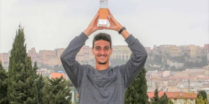 ダブル達成も!カリアリ、マルベージャ大会でそろって地元選手が優勝