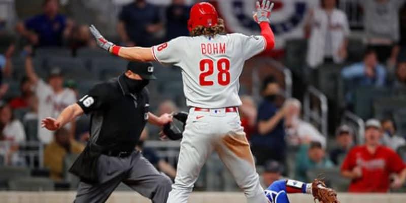 "【MLB】ホームベースに「明らかに触れていない」 ""疑惑の決勝点""に敵将「失望させられる」"