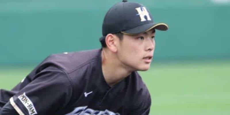 日本ハム、登録抹消の野村佑希は復帰まで2週間 左膝打撲による関節炎と診断