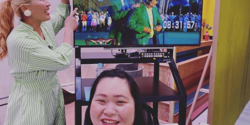 丸山桂里奈 TBS「ラヴィット!」遅延の舞台裏綴る「なでしこW杯優勝思い出しました笑」