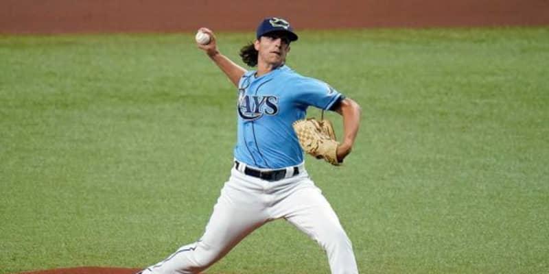 【MLB】4度の手術を乗り越えて… 1300日ぶり登板がメジャーデビューの26歳に米感動