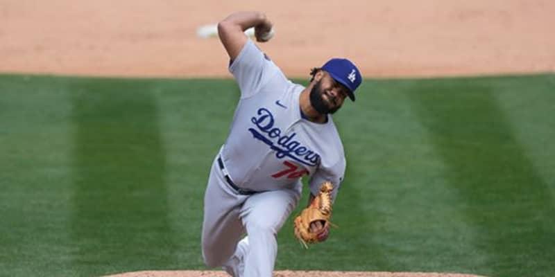 【MLB】「これは打てっこない」衝撃の変化を見せる151キロカッターがまるで「フリスビー」