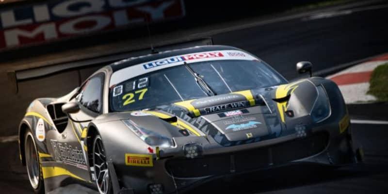 ポルシェでル・マン24時間レース参戦のハブオート、出場クラスをGTEプロに変更
