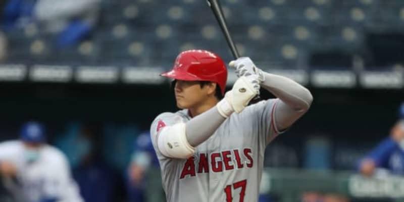 【MLB】大谷翔平、今季メジャー最速192キロ二塁打 敵軍メディア驚愕「なんということだ」