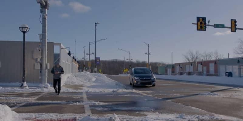 5G通信でコネクトカーや自動運転車の安全性を高める 米ホンダが共同研究テスト