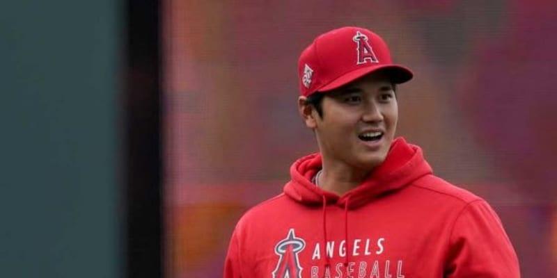 【MLB】大谷翔平、偉業の松山英樹に刺激「凄い、トラウトが『優勝した』と」 初の3安打3打点