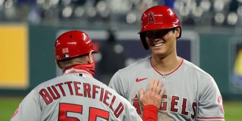 【MLB】大谷一問一答 弾丸192キロ二塁打は「下半身で振れている」 復帰登板へ意欲「今すぐ」