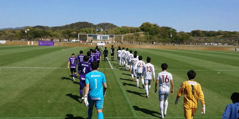 関西リーグ開幕戦に密着!注目の2試合で動画撮ってきた