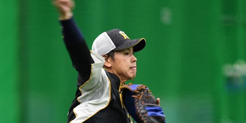 阪神・梅野「チャンスで一本」森下撃ち意欲 侍・稲葉監督視察には「アピールしたい」