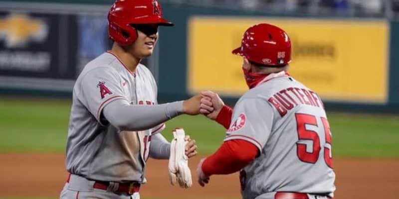 """【MLB】大谷翔平、開幕から圧巻の活躍ぶりに同僚も""""求愛"""" 「同じチームにいるのが嬉しい」"""
