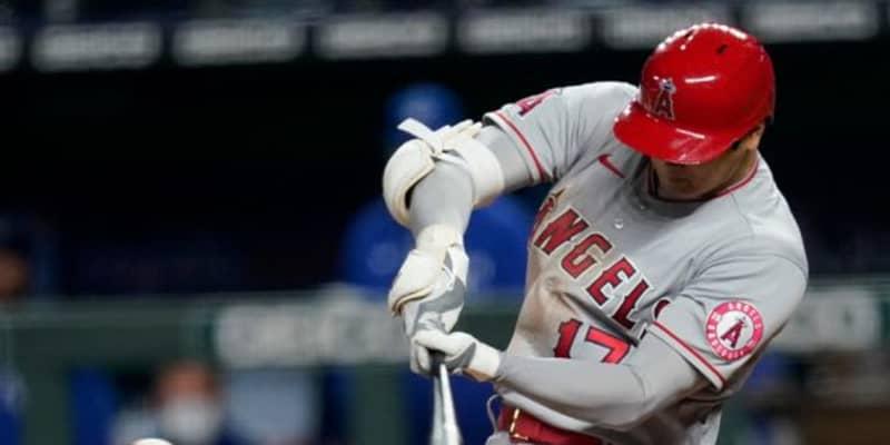 【MLB】大谷翔平、好調の要因は「逆方向への打球」 地元メディア分析「それが彼のアプローチ」