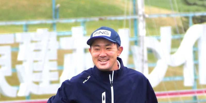 金谷拓実 東京五輪松山と出る!マスターズVに感涙、憧れの先輩と競演狙う