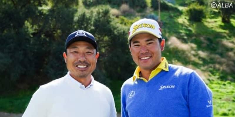 松山英樹はゴルフに一切の妥協なし 「1000球打とうが、納得できるまでそれ以上やる」【タニタクに聞く】