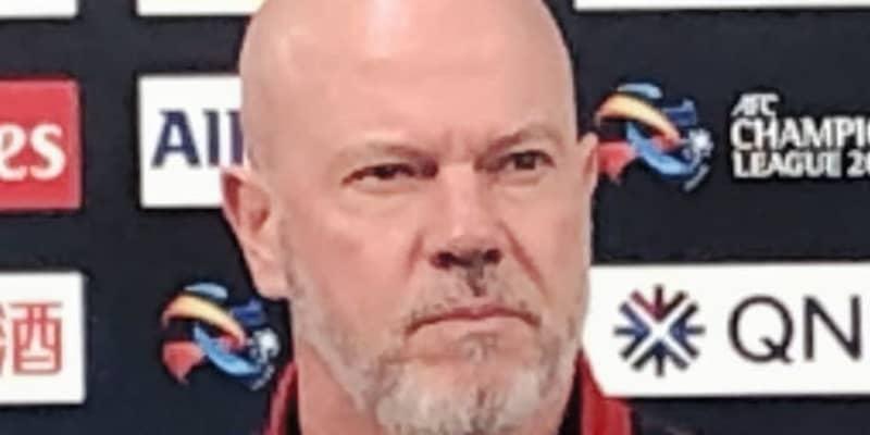 J1鹿島・ザーゴ監督の解任を発表 後任は相馬コーチ