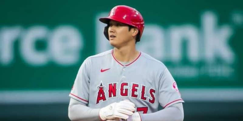 【MLB】大谷翔平、特大4号ソロで日米通算100号王手 2戦連続猛打賞で打率.364、エ軍惜敗
