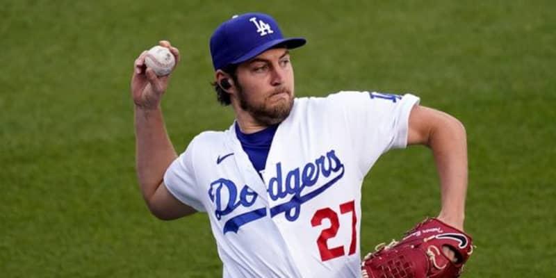 【MLB】年俸総額348億円! ド軍の豪華継投にバウアーご満悦「このチームにいるのは楽しい」