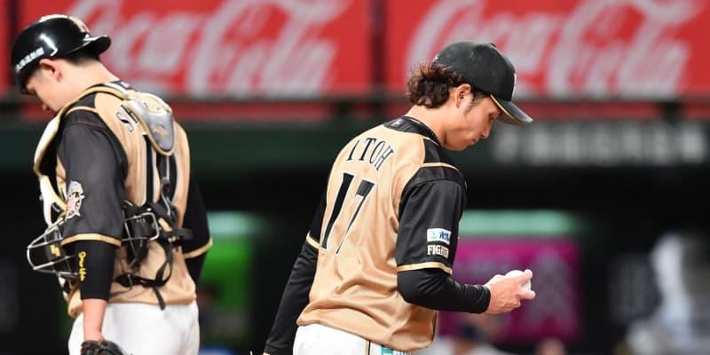 日本ハム・ドラ1伊藤「先制点が反省点」力投もまた初勝利はお預け…