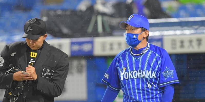 DeNA5連敗に三浦監督は神妙「申し訳ない」両助っ人スタメン起用示唆