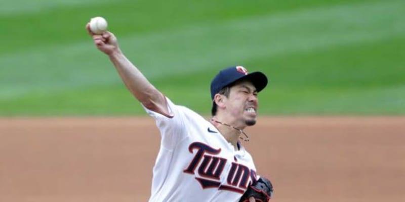 【MLB】前田健太、5回途中7安打3失点の粘投も2勝目ならず 珍しいエラーも、防御率2.45