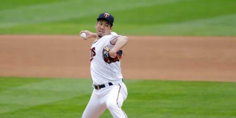 【MLB】前田健太、5回途中7安打3失点の粘投も今季初黒星 珍しいバント処理ミスも…