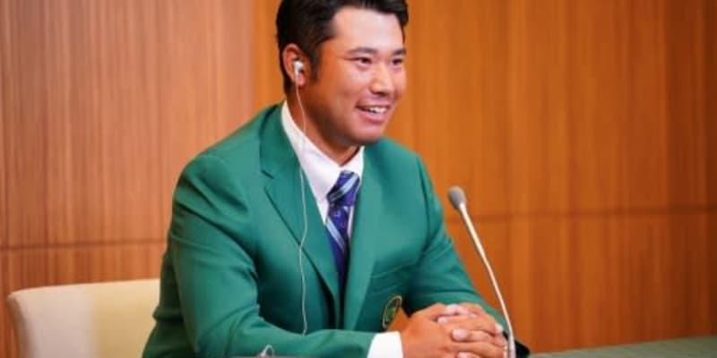 凱旋試合濃厚 松山英樹が東京五輪に「金メダルを目指して頑張りたい」
