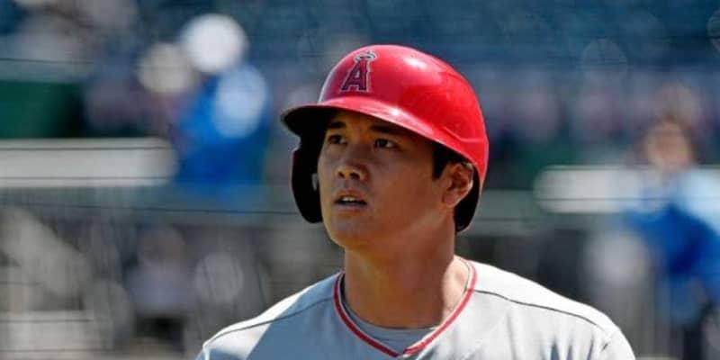 【MLB】大谷翔平、7試合ぶり無安打で日米通算100号お預け 打率.340、チーム2連敗