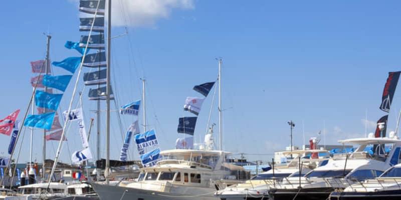 【ジャパンボートショー2021】さまざまな楽しみ方…約60隻を係留展示 今日から