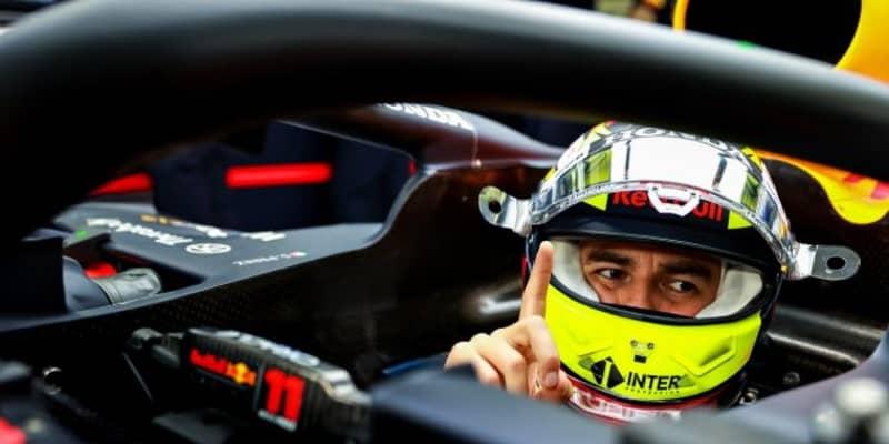 フェルスタッペンから学び、車への適応が進んだペレス「目標は優勝争い」レッドブル・ホンダF1第2戦プレビュー