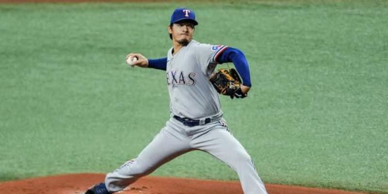 【MLB】有原航平、5回まで無失点好投でメジャー初勝利の権利 筒香との対決は空三振、ニゴロ