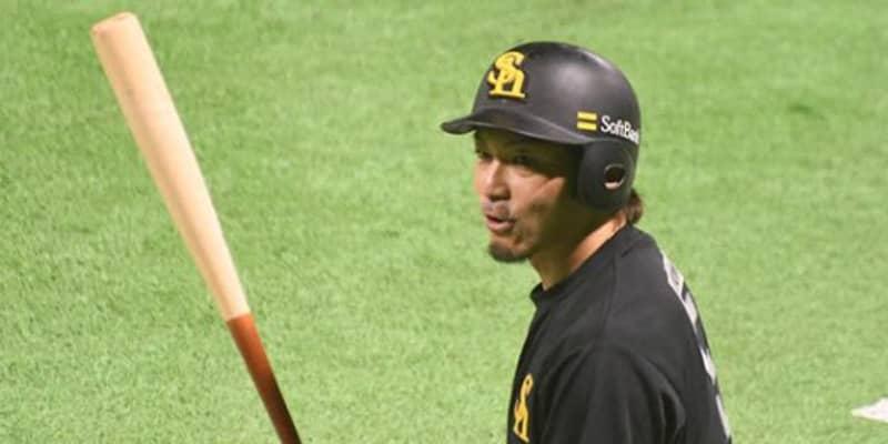 鷹・松田が感じる下位打者としてのやりがい 東京五輪も「1%の可能性を信じて…」