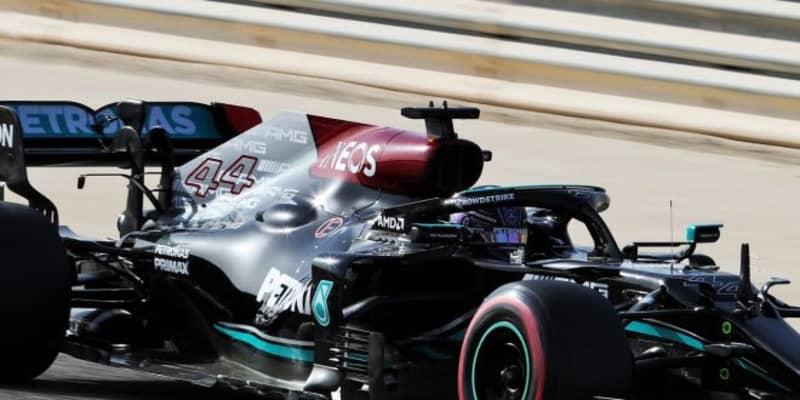 "F1技術解説バーレーンGP編(2):メルセデスW12に存在する""コブ""の秘密"