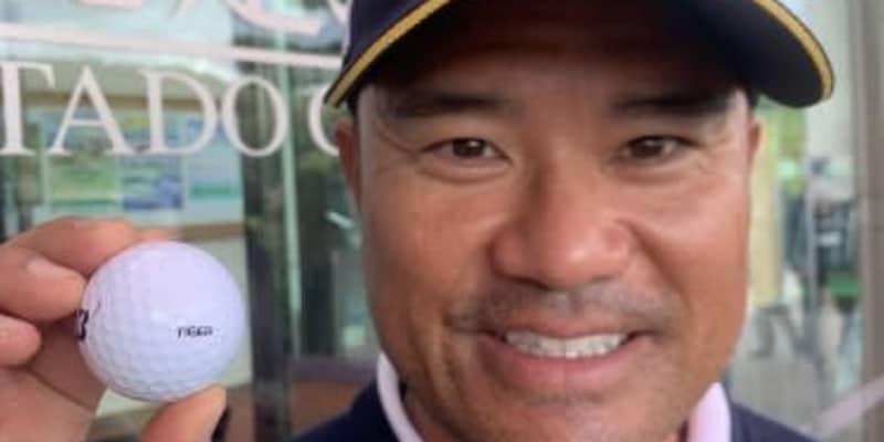 『TIGER』ボールでエールを ブリヂストン契約選手らがウッズの回復を祈願