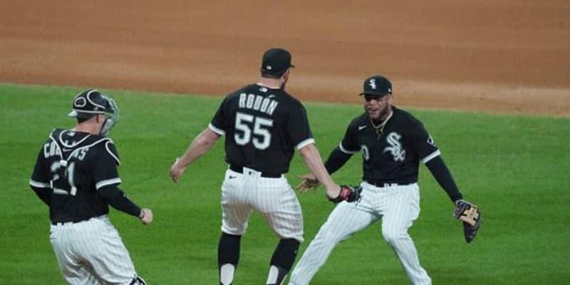【MLB】Wソックスのロドンがノーヒットノーラン達成! 9回1死で死球与えて完全試合ならず