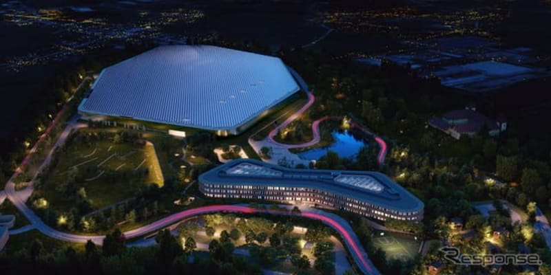 EVハイパーカーのリマック、電動化技術の研究開発複合施設を建設…2023年までに完成