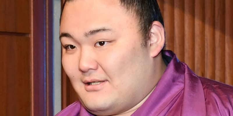 """大関朝乃山誓った""""英樹のV""""夏場所でも!マスターズ松山に続く!"""