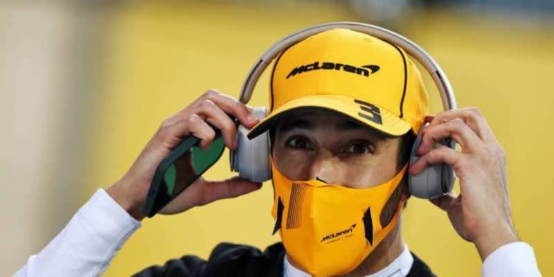 幸先の良いスタートを切ったマクラーレンF1。イモラでは「表彰台獲得の経験を活かして戦う」とリカルド