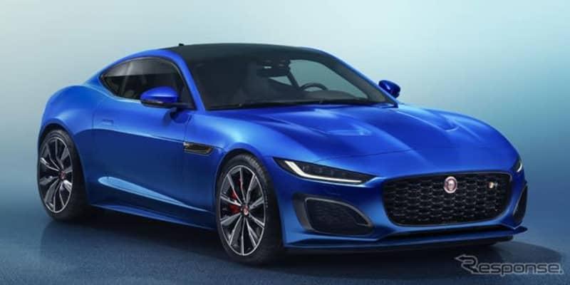 ジャガー世界販売、スポーツカー『Fタイプ』が55%増 2021年第1四半期