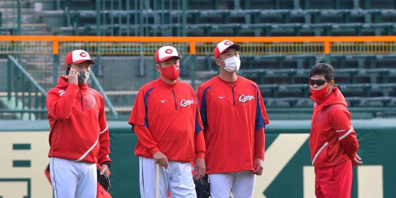 広島堂林が今季初めて「2番・三塁」前夜聖地初アーチの阪神佐藤輝は「6番・右翼」