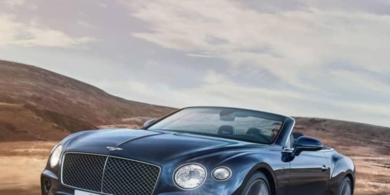 ベントレー コンチネンタル GT、最強の659馬力「スピード」にコンバーチブル…欧州発表