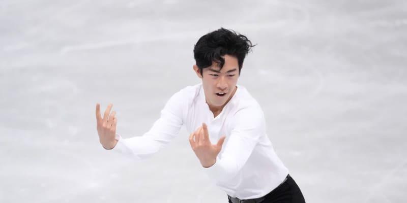 王者ネーサン・チェンがSP1位「とても満足」日本のファンに「観客からエネルギー」