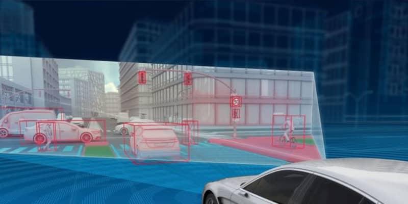 ZF、自動運転向け4Dフルレンジレーダー生産へ…4次元で車両の周囲を認識