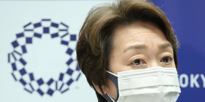 橋本聖子会長 五輪中止を否定「キャンセル考えていない」「確実に開催へ邁進」