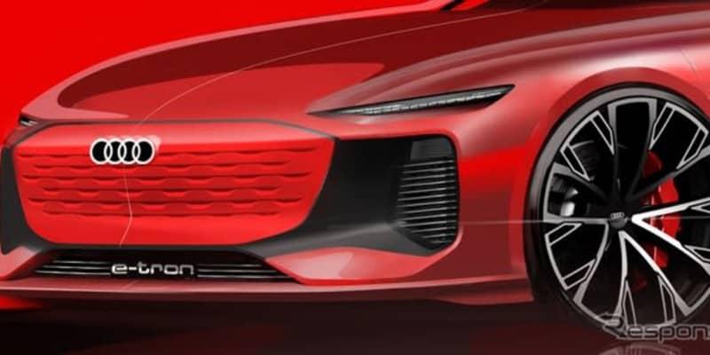 アウディが電動モデル『e-tron』ラインナップ拡大…上海モーターショー2021で新型車発表へ
