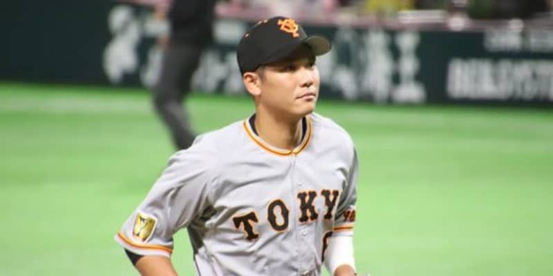 巨人・坂本勇人、遊撃手で通算1778試合出場 ロッテ鳥谷敬を抜き最多記録樹立