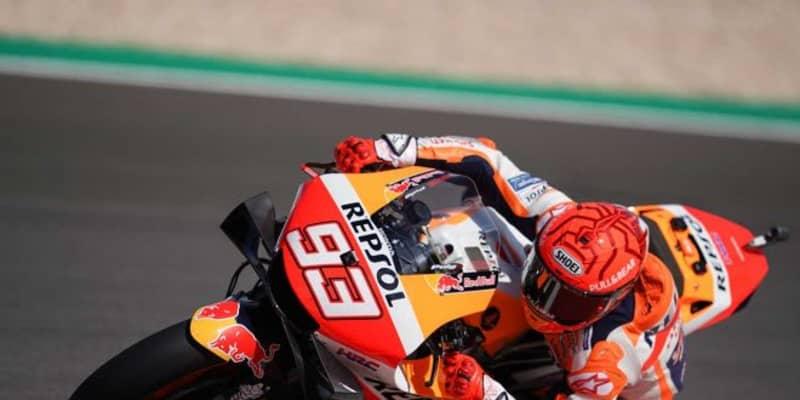 MotoGP第3戦ポルトガルGP:ついに復帰を果たしたM.マルケス、トップから0.5秒差の初日総合6番手。総合1番手はバニャイア